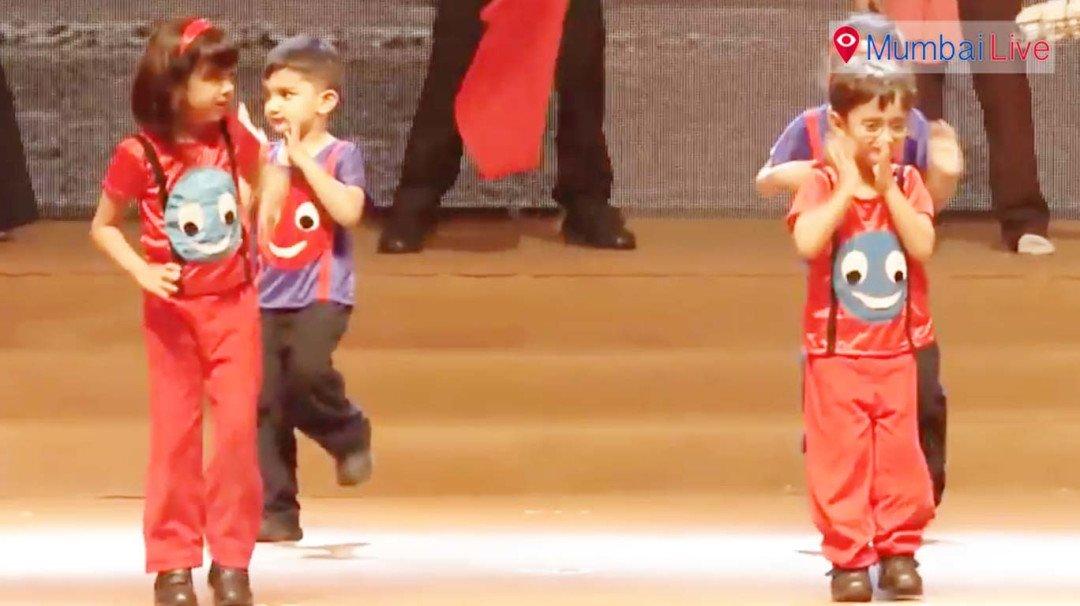 ऐश्वर्याच्या मुलीचा डान्स पार्टनर बनला आमिरचा मुलगा