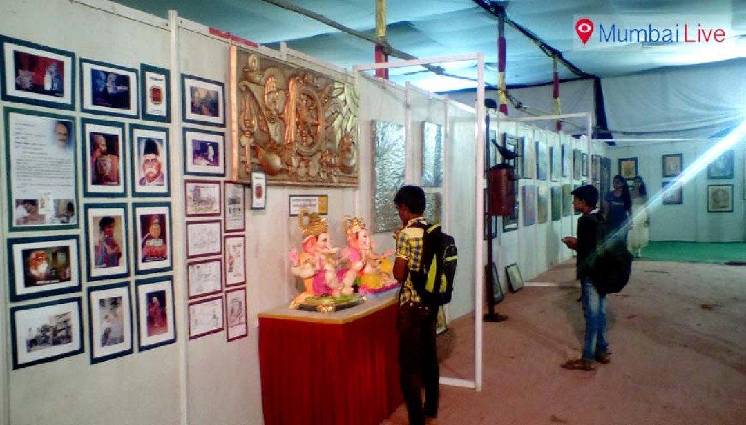 Art fest in Bhandup