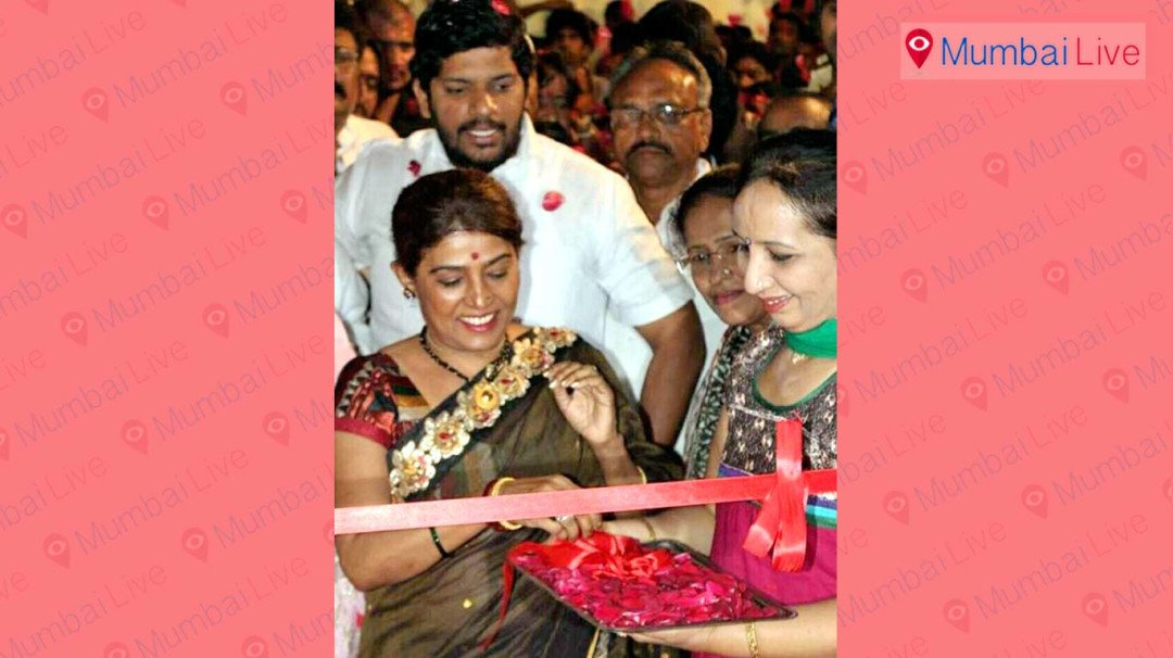 Geeta Gavli girds up for BMC polls