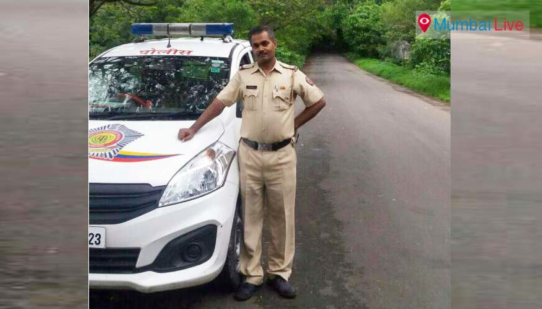 Police dies due to heart attack