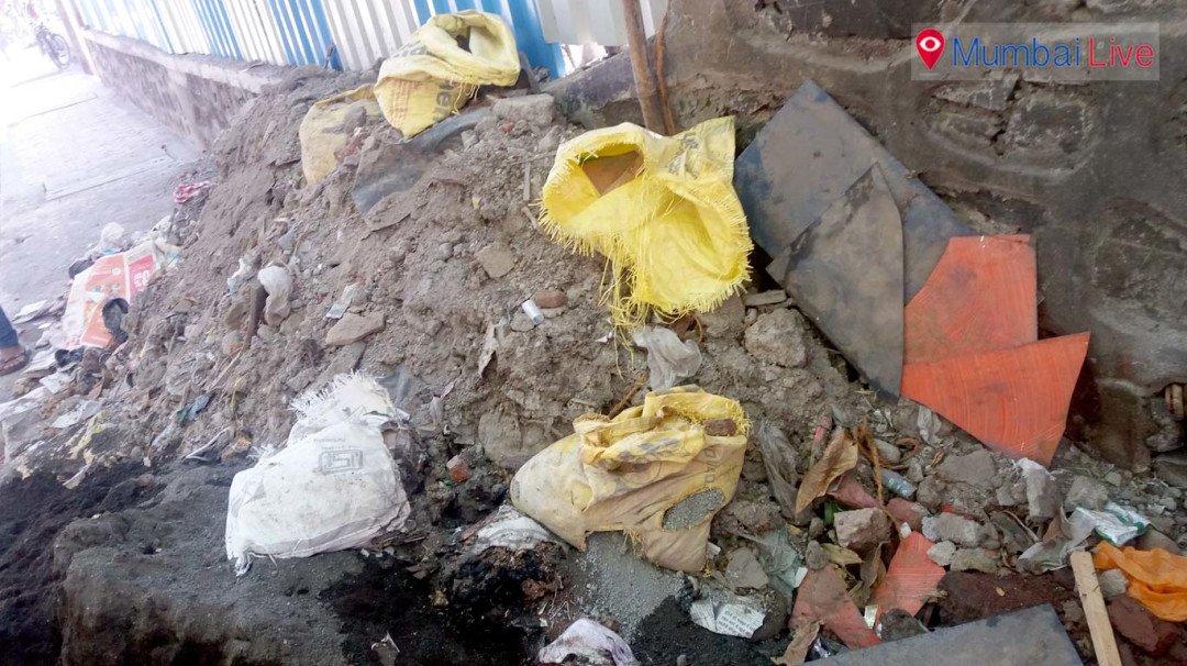 हा कचरा कोण साफ करणार?