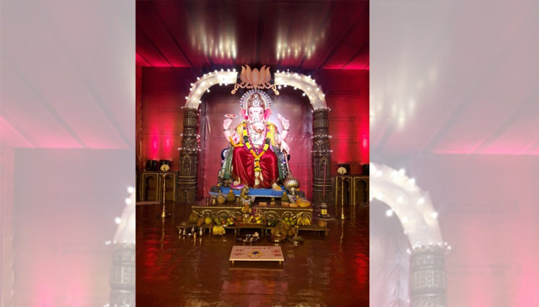 Peshwa set for Bappa!