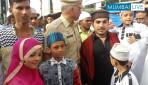 Bakri-Id celebration at Bandra