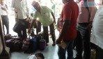 Dabbawalas beat up addict for filching food