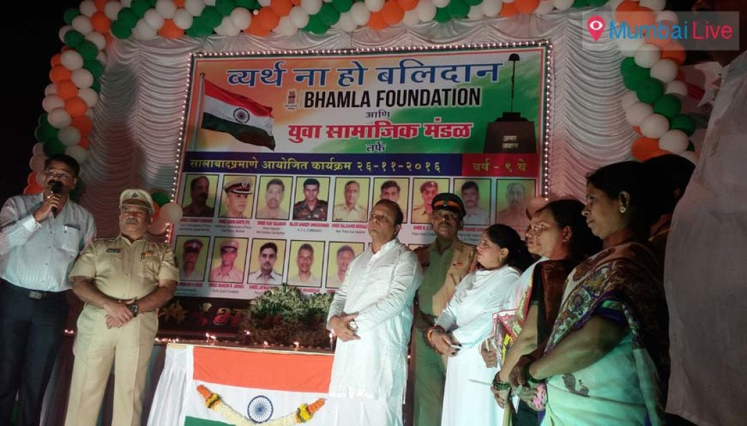 Tribute to martyrs