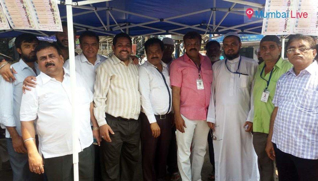 सोरठिया मुस्लीम घाटिक जमात का चुनाव बांद्रा में