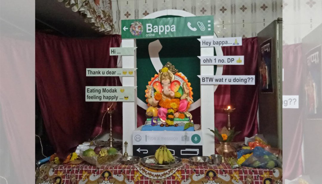 'Hey there I am using Whatsapp!'- Bappa