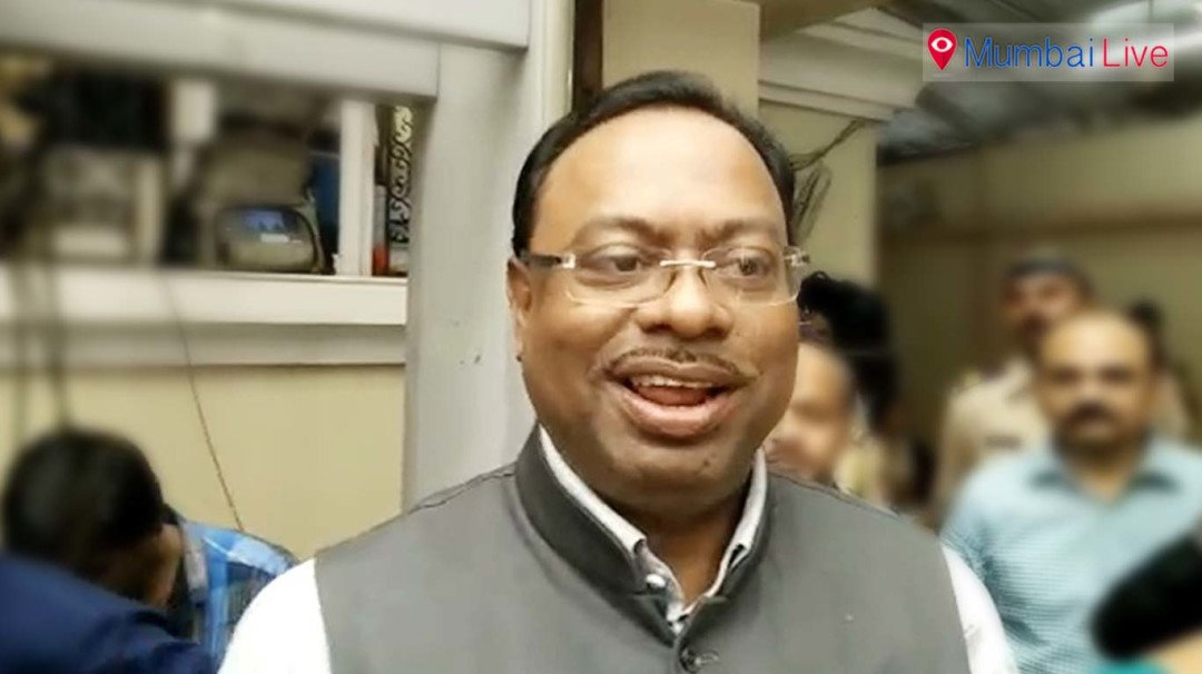 BJP minister visits Matoshree