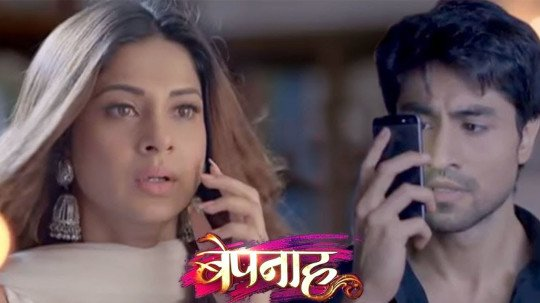 Jennifer Winget and Harshad Chopra Come Together For Colors