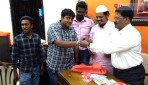 Muslim youths join Yuva Sena