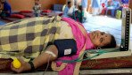 Blood donation camp gets huge response