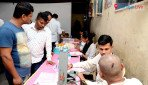 Bajrang Dal organises blood-donation camp