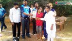 Vikhroli girls get the trophy