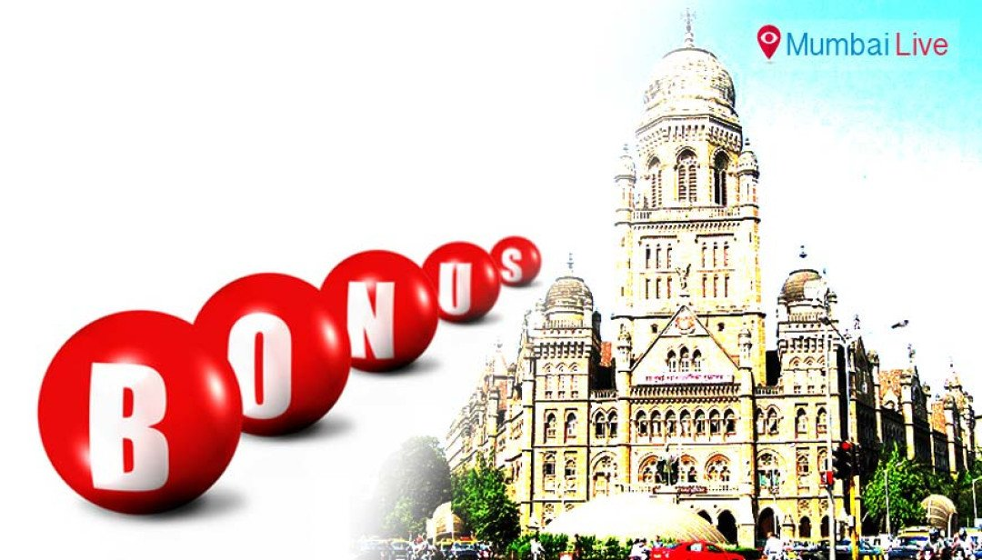 BMC employees await Diwali bonus
