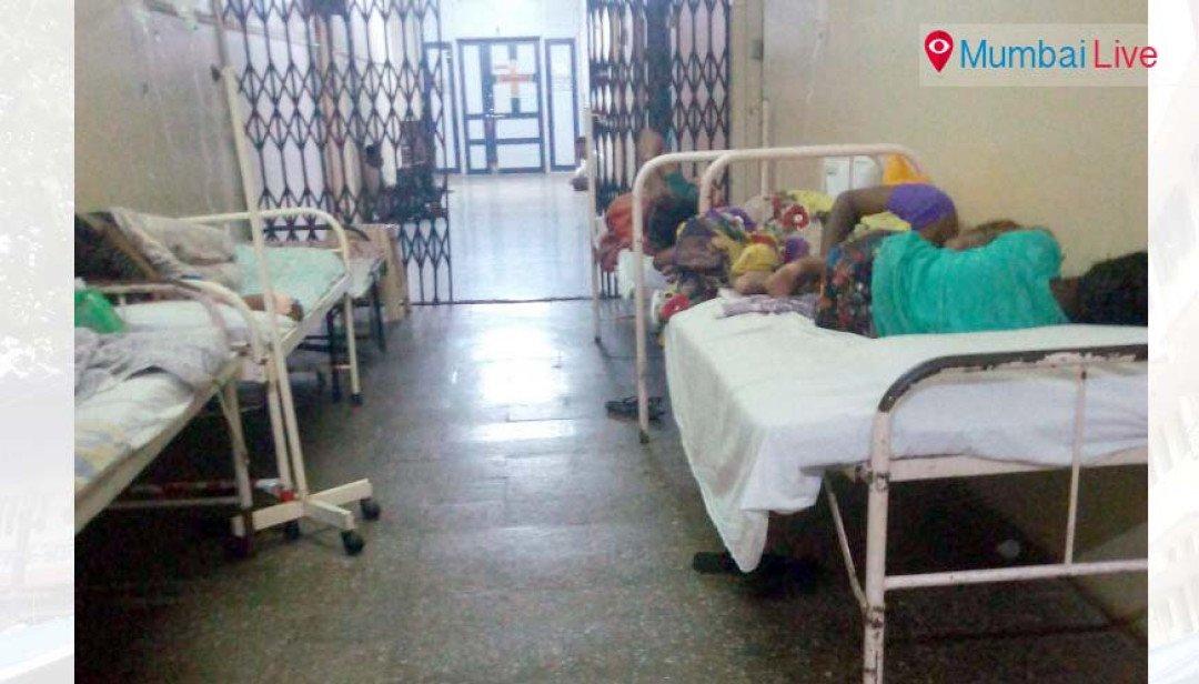 Flu patients crowding civic hospital