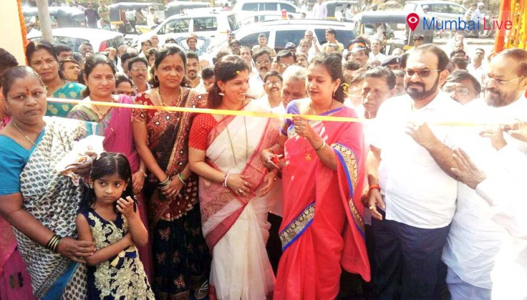 Mayor inaugurates Borbadevi park