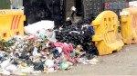 Waste worries commuters
