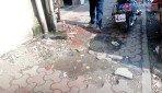 Broken sewage pipe troubles locals