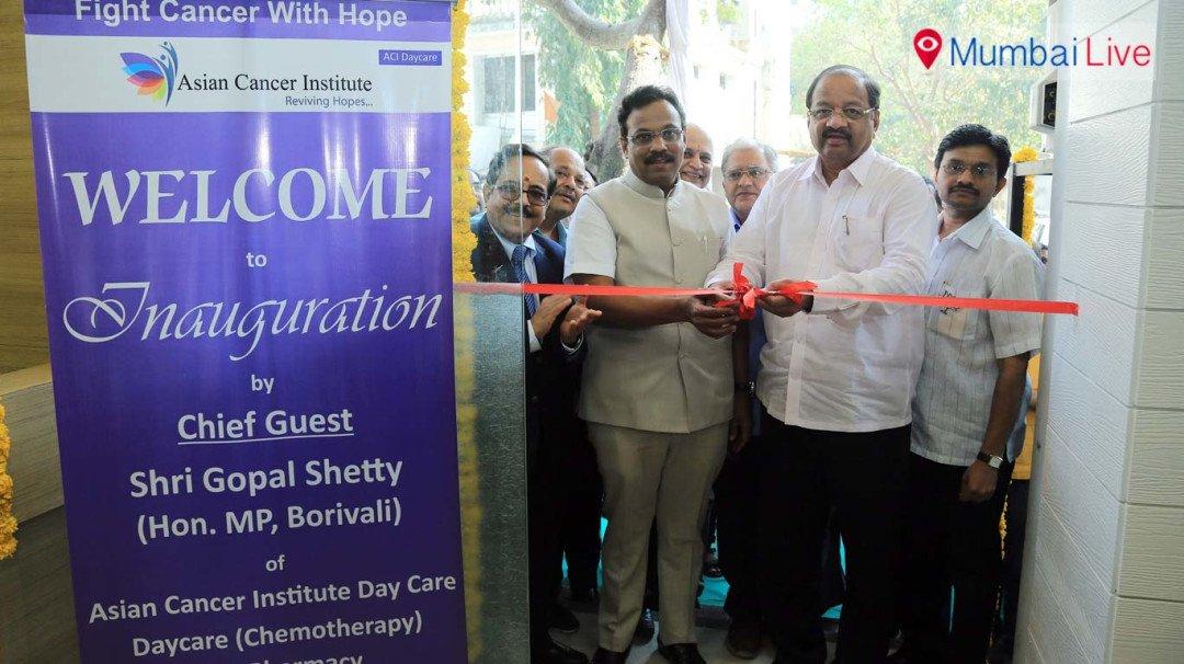 ACI launches Chemo center