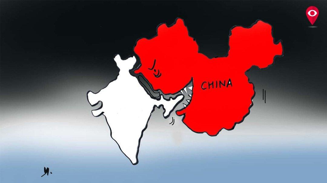 चीन की 'स्याणपट्टी'