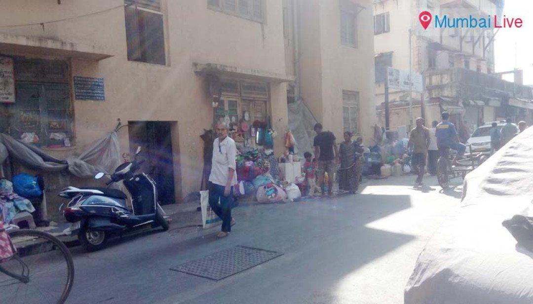 Homeless make C ward office premises their home