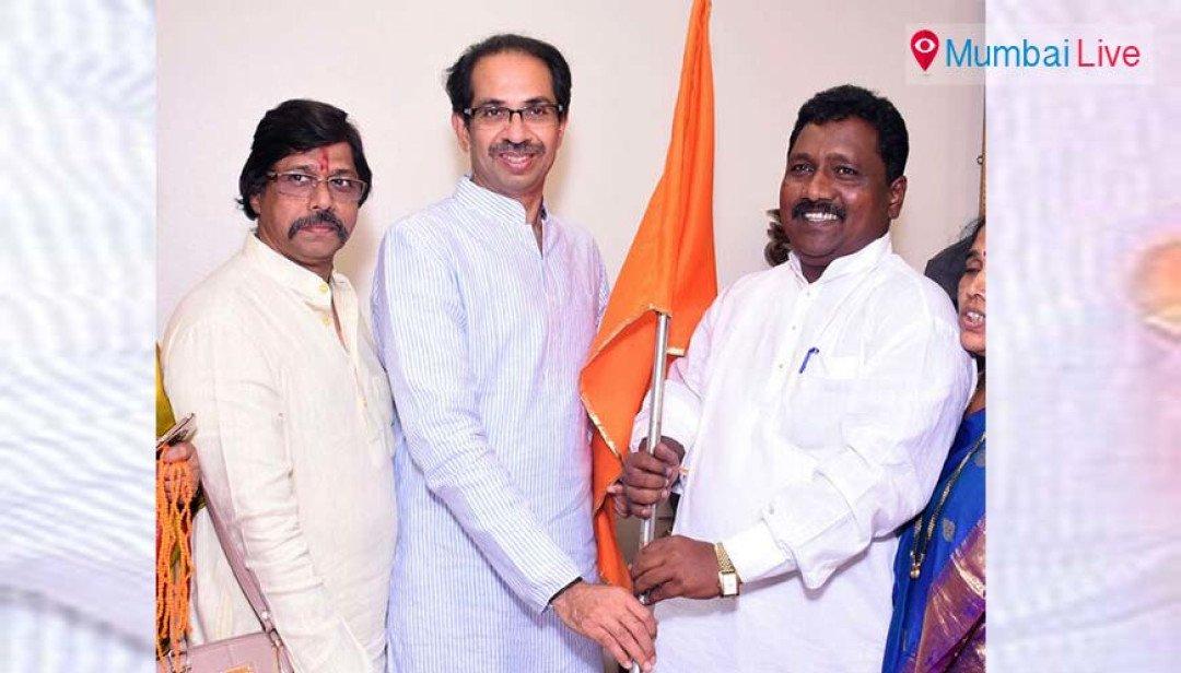 NCP leader joins Shiv Sena