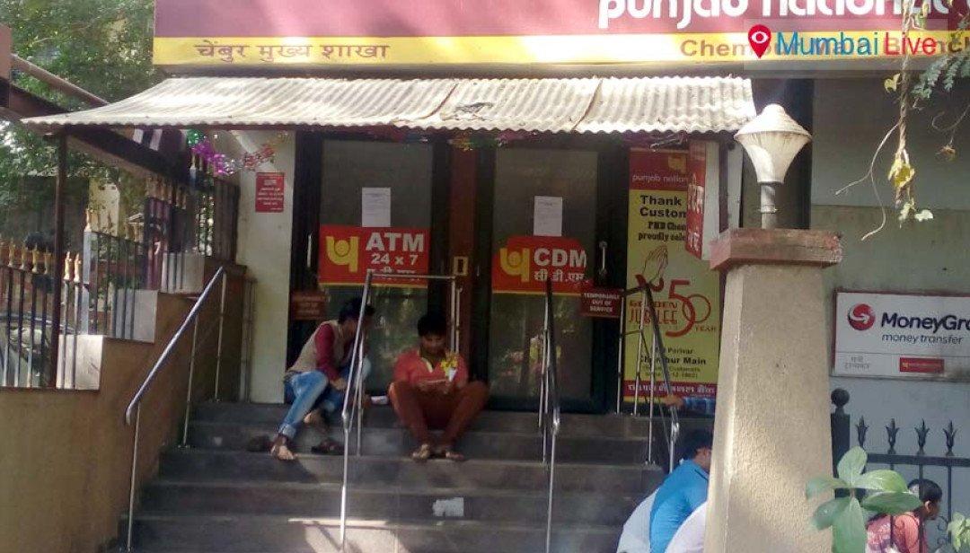 Chembur's non-functional ATMs