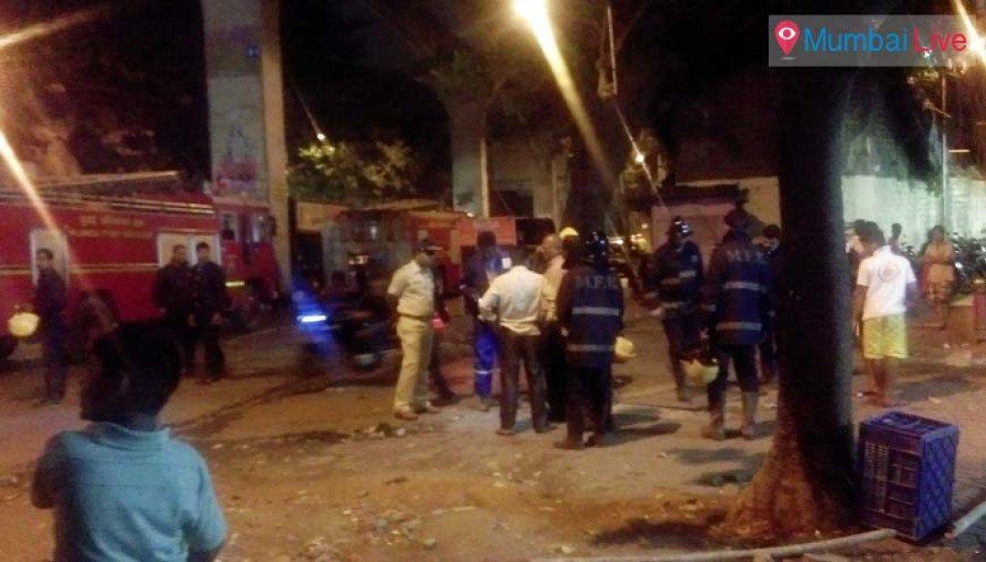 Mishap averted: Gas leakage at Chinchpokli
