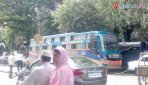 Lady dies in Bus accident