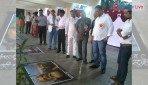 Chitra Patang organises rangoli potraits