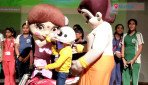 Chota Bheem solves traffic mystery