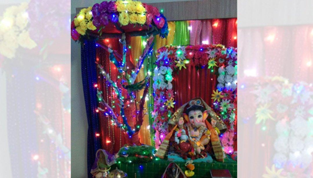 Sunaria Family's Adorable Bappa