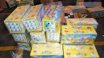 Cigarettes hidden in toy cartons seized at Nhava Sheva
