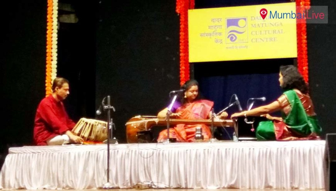 Musical evening in Matunga