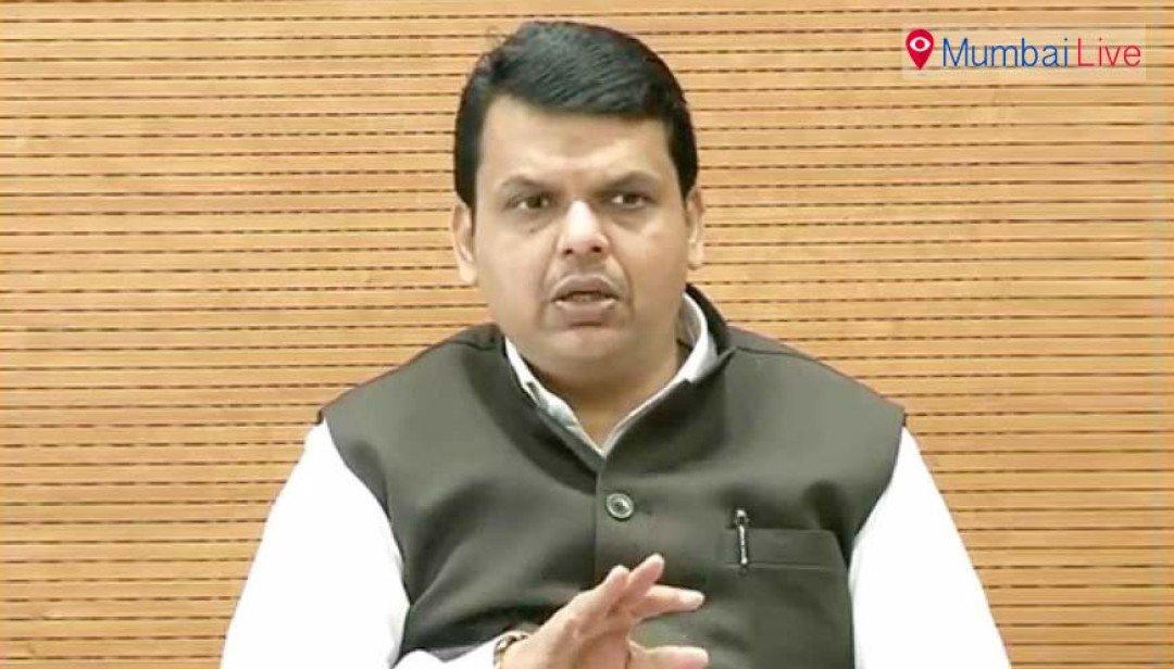 CM takes a dig at Sanjay Raut