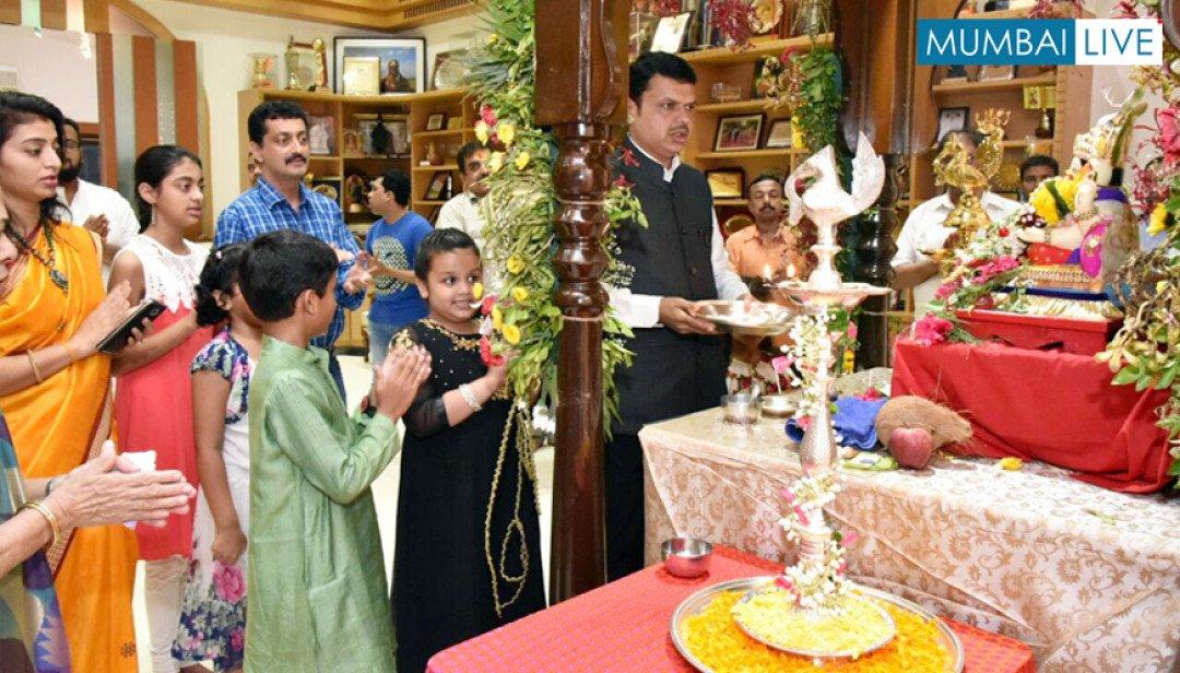 CM Bid Adieu to Bappa
