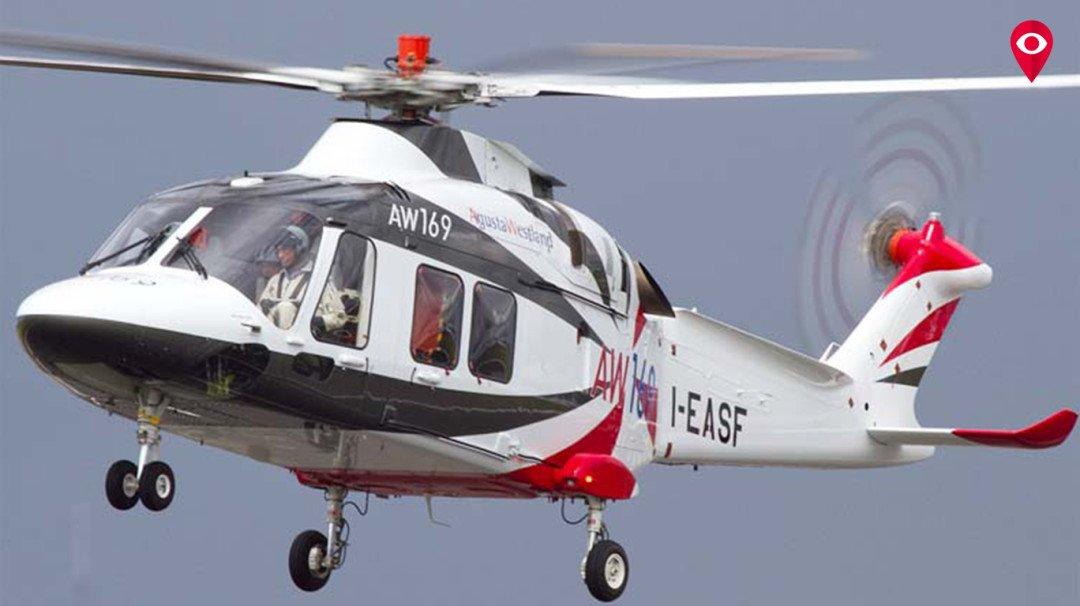 अगस्ता वेस्टलैंड हेलिकॉप्टर का भूत फिर निकला, कांग्रेस ने बीजेपी को घेरा
