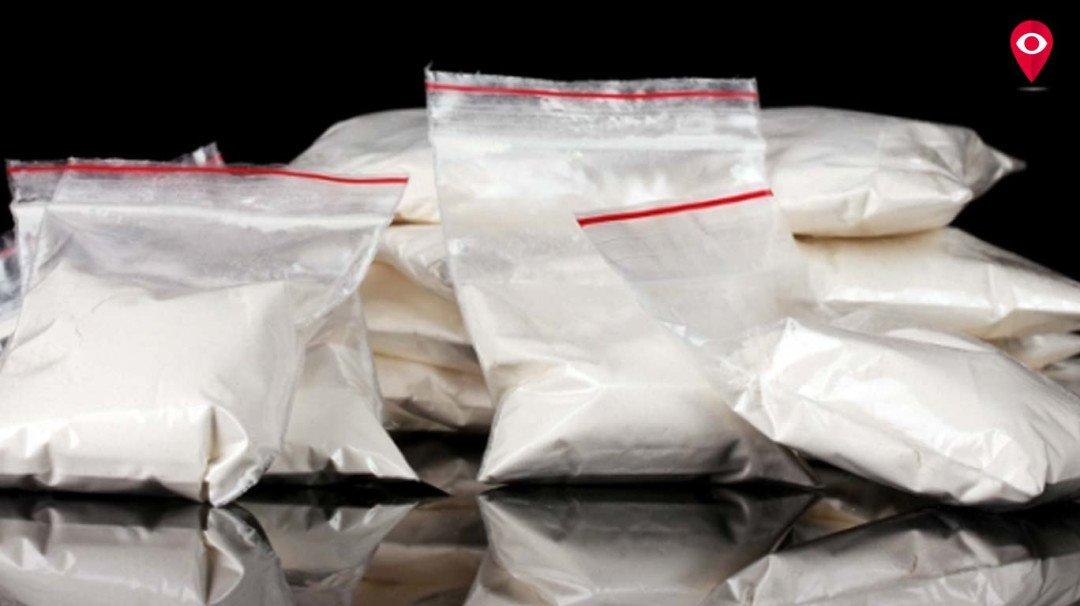 Cocaine worth 21 Cr seized at Mumbai Airport