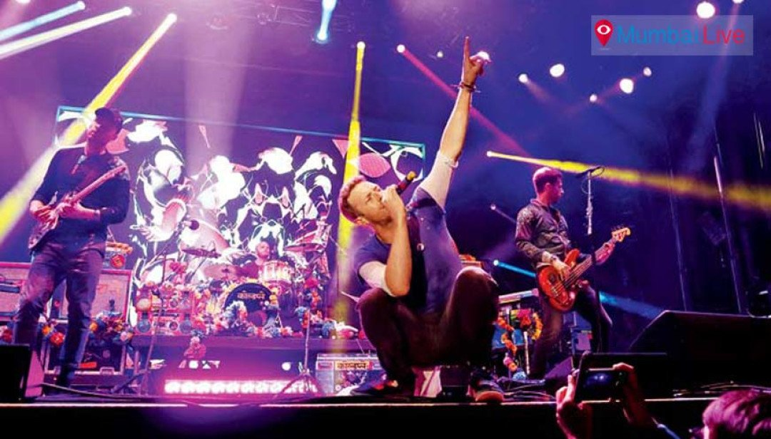 Coldplay concert loses concessions