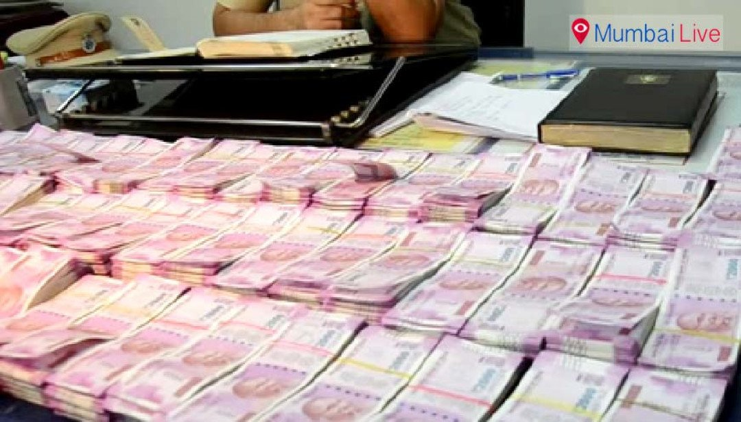 New notes worth 1crore 40lakh seized