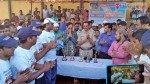 चेंबूरमध्ये पोलिसांची क्रिकेट स्पर्धा