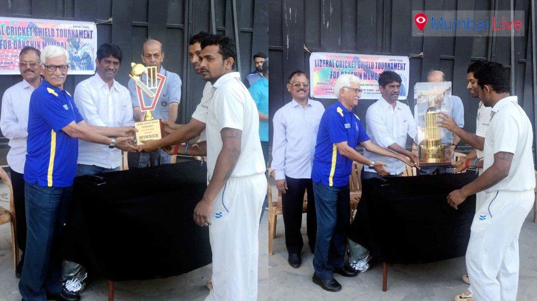 लिबरल क्रिकेट शील्ड टुर्नामेंटमध्ये वेंगसरकर फाऊंडेशन विजयी