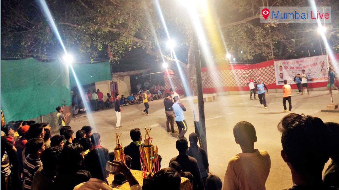 Two days night cricket tournament