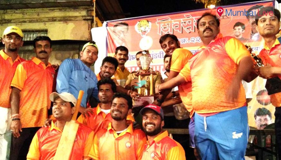 Saurav XI win cricket tournament