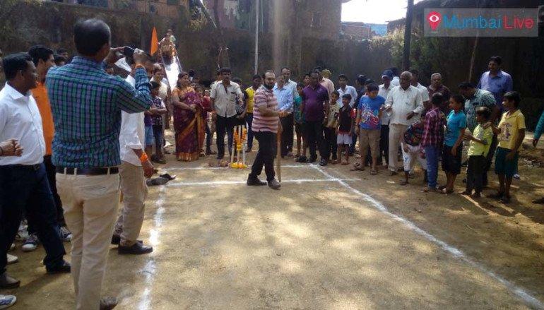 चेंबूर में मुफ्त क्रिकेट प्रशिक्षण
