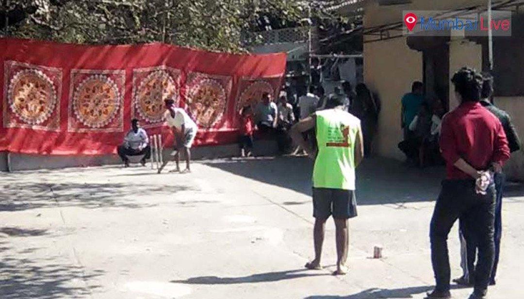 क्रिकेट टुर्नामेंटचं आयोजन