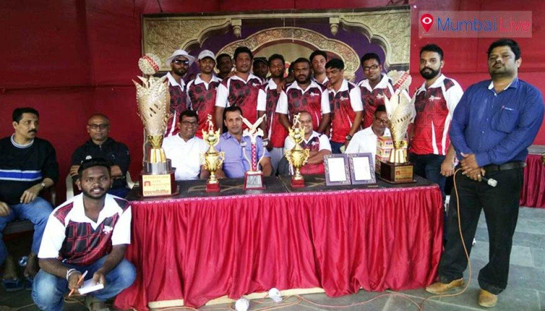 Dahisar Mitra Mandal wins cricket tourney