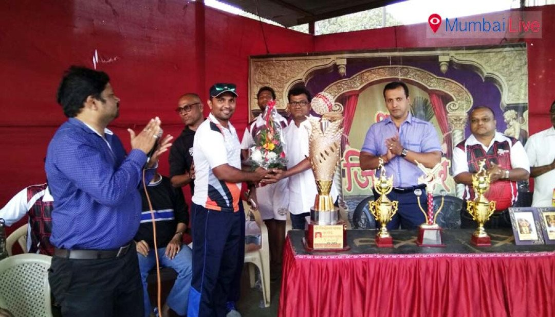 Dahisar Mitra Mandal wins cricket tourney