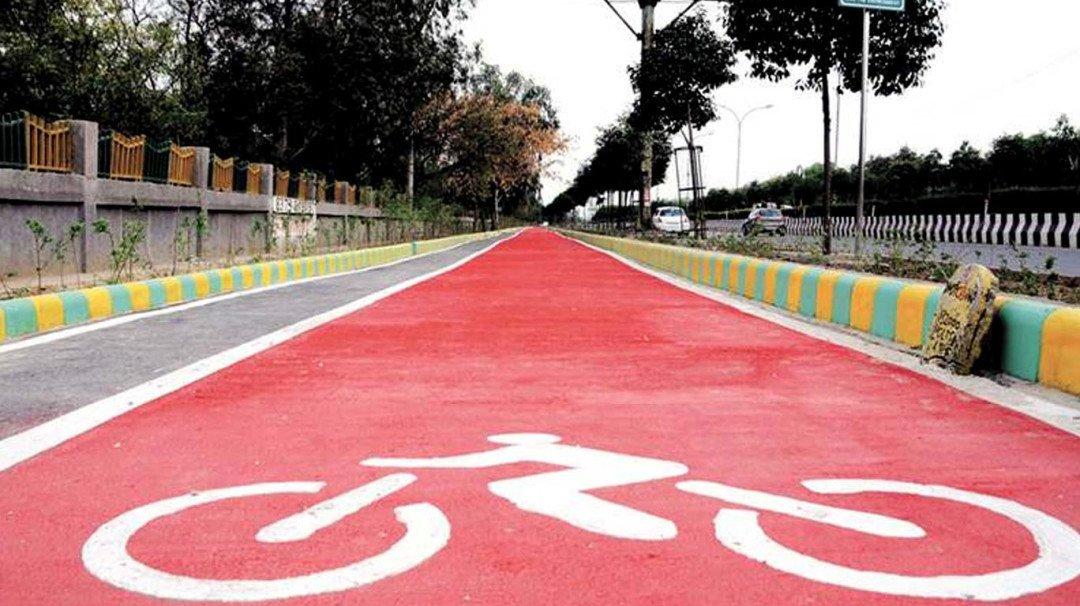 चर्चगेट से वरली सी-लिंक तक सायकल ट्रैक