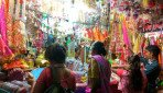 Navratri craze in Market